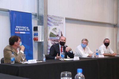 Referentes del sector productivo del sur provincial plantearon inquietudes a Perotti