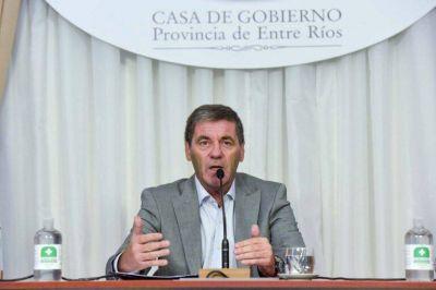 Provincia adelanta hoy el 50% de las garantías de coparticipación a los municipios