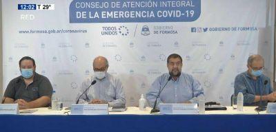 No se reportan casos, González informó el rechazo de la Corte a las nuevas presentaciones en contra de la provincia