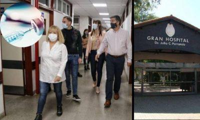 El lunes llegarían las vacunas rusas a Chaco y serían para personal de Salud