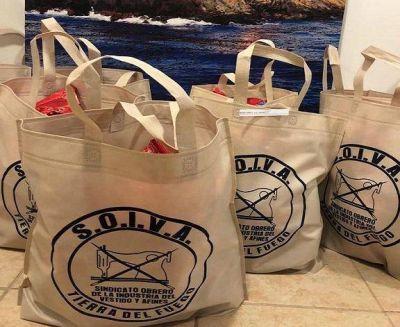 SOIVA concretó la entrega de Bolsas Navideñas