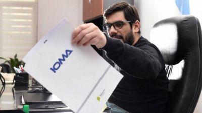 IOMA: Homero Giles firmó un convenio con clínicas que agudiza el conflicto con la AMP