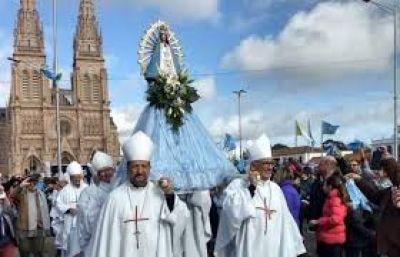 Misa del 26D en Luján: Los obispos confían a la Virgen la causa de la vida