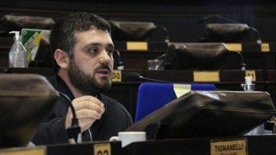 """Facundo Tignanelli: """"Que la política y la sociedad comprendan que tenemos un problema en el Poder Judicial"""""""