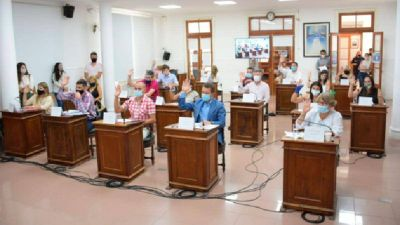 Ingresaron al Concejo nuevas designaciones para los entes
