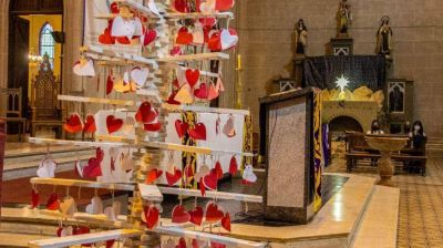 Carta de gratitud que llega desde la Iglesia Catedral