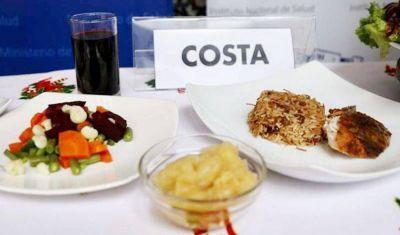 Navidad: nutricionistas del INS alertan que cena podría superar las 4.000 calorías