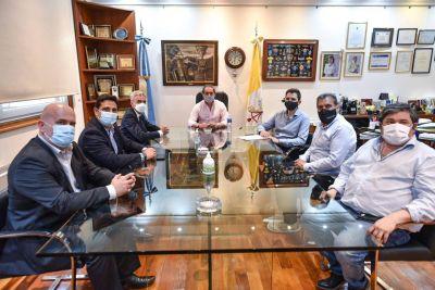 La Unión Ferroviaria firmó acuerdo de traspaso de personal de Decahf a Sofse