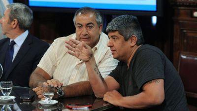 Pablo Moyano reclamó una autocrítica de la dirigencia sindical para definir la nueva CGT