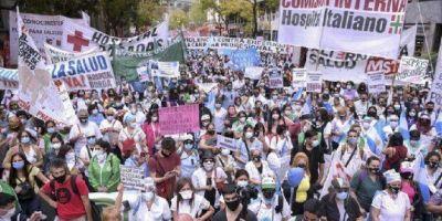 Alarma por la continuidad laboral de miles de contratados del sistema sanitario en pandemia