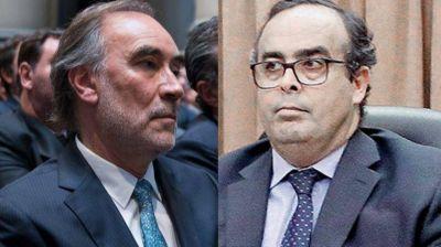 Tras su pelea con el kirchnerismo, Bruglia y Bertuzzi denuncian al Estado ante la CIDH