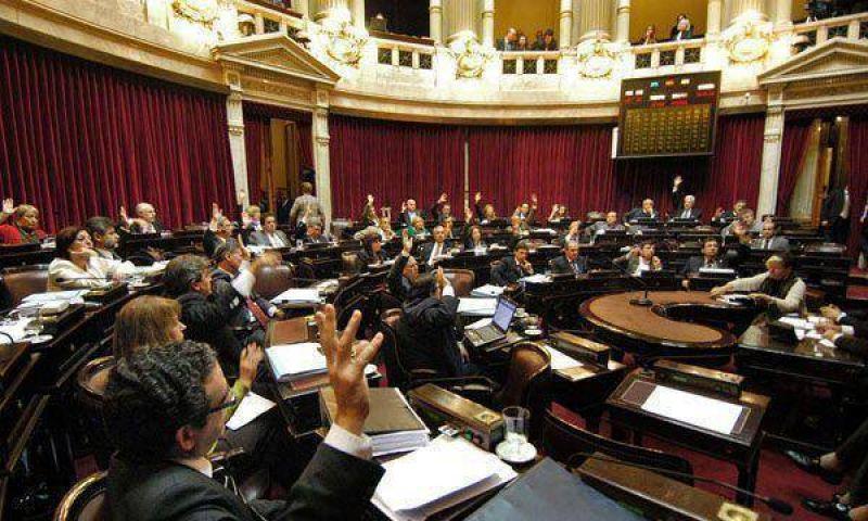 Hoy ingresar�a a la C�mara alta el proyecto de Presupuesto 2010