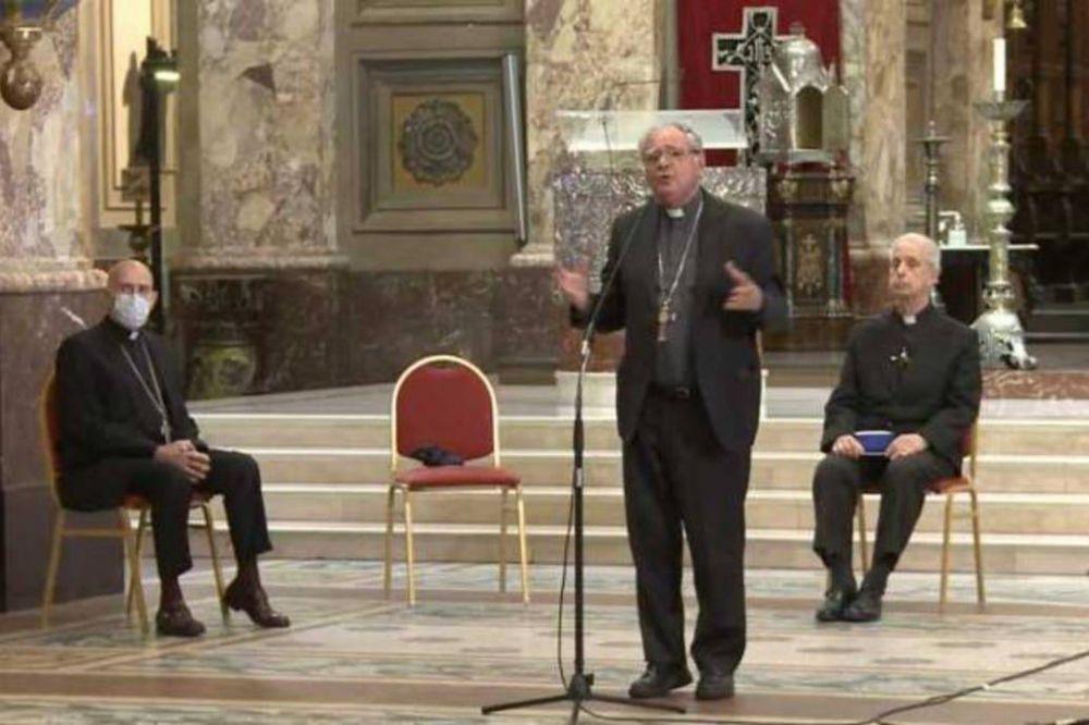 Debate por el aborto: el Episcopado celebra hoy una misa en Luján para pedir