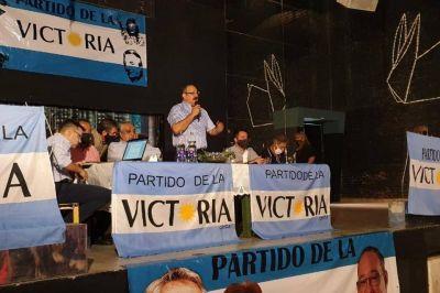 El Frente de Todos salteño se reorganiza y debate sobre el rol del PJ
