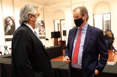 Los gobernadores salieron a respaldar a Alberto en medio de las tensiones con Cristina