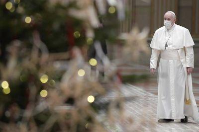 El Papa pidió vacunas para los más vulnerables