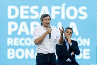 El plan de Máximo Kirchner de quedarse con el PJ bonaerense choca con los deseos de los intendentes