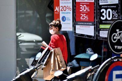 Las ventas navideñas les dieron un respiro a los comerciantes