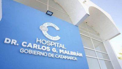 Una Navidad especial en el Hospital Malbrán