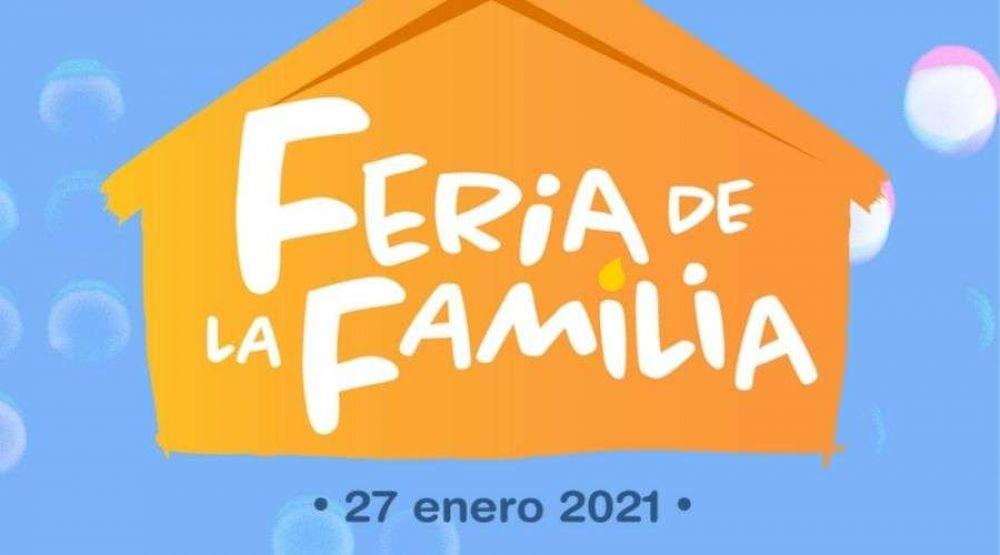 """Invitan a proyectos y apostolados a sumarse a """"Feria de la Familia Católica"""""""