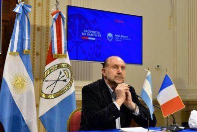 Perotti cierra un 2020 tenso con una muestra de respaldo de intendentes peronistas