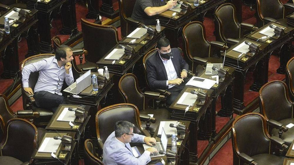 El oficialismo aspira a convertir en ley el proyecto de movilidad jubilatoria