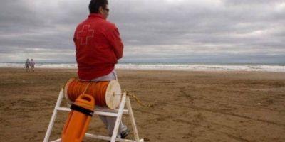 Guardavidas marplatenses en alerta por el aumento de casos de coronavirus