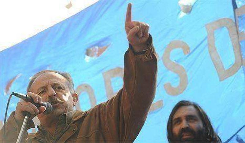 """Yasky: """"El Gobierno no quiere cambiar el unicato sindical"""""""
