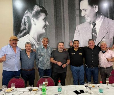 Las 62 Organizaciones Peronistas se reunieron con Víctor Santa María y pidieron la unidad del sindicalismo