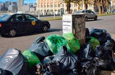 Separación de residuos: