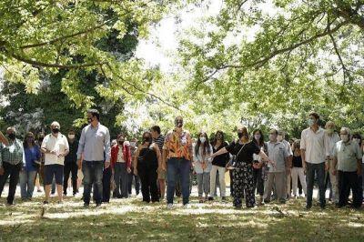 Imponente muestra de unidad del radicalismo marplatense tras la candidatura de Maxi Abad