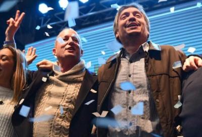 Insaurralde se pronunció a favor de que Máximo Kirchner sea presidente del PJ bonaerense