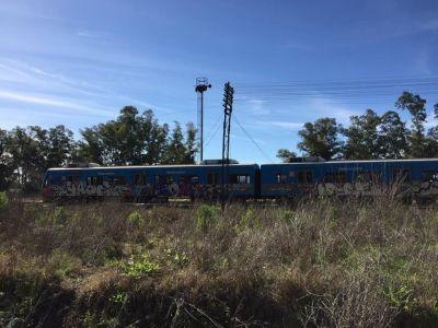 Anuncian la renovación de las vías entre Luján y Mercedes