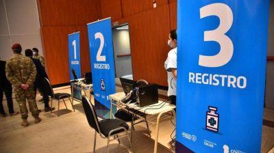 Córdoba: 1.300 personas trabajarán en la vacunación