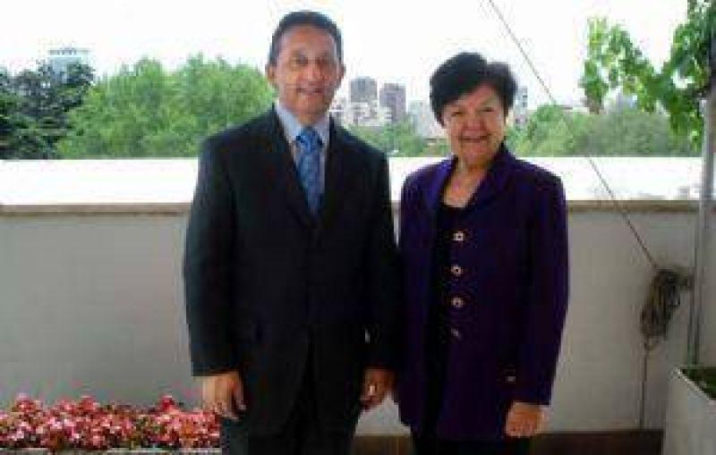 Jaque pide a EEUU profundizar el trabajo de la DEA en Mendoza