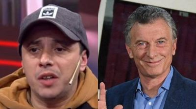 Macri se reunió con El Dipy y analiza llevarlo como candidato