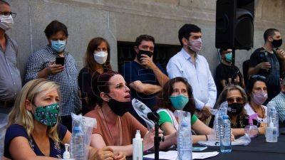 Promueven el juicio político a cuatro integrantes del Tribunal Superior de Justicia porteño