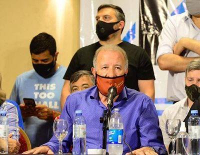 "Plaini abrió la puerta del PJ bonaerense para que asuma Máximo K, pero antes deben ""sentarse a charla opciones"""