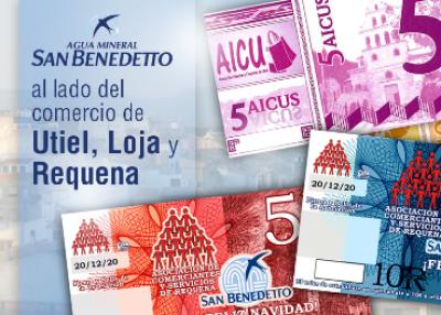 Agua Mineral San Benedetto impulsa el comercio local