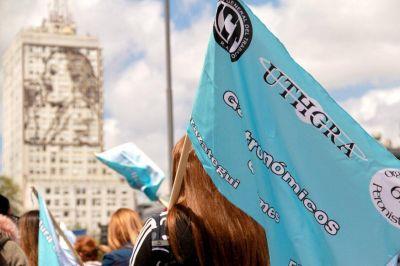 """""""No al genocidio del aborto"""". Contundente mensaje de UTHGRA para apoyar la Marcha por las Dos Vidas"""