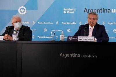 Coronavirus en la Argentina: el Gobierno lanza el plan de vacunación en todo el país