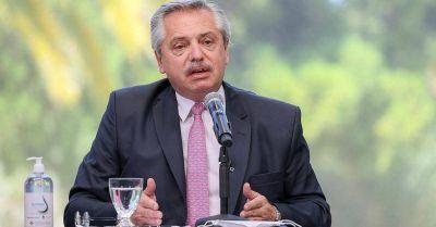 """Alberto Fernández: """"No me animaría a decir que una vacuna es mejor que otra"""""""