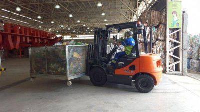 En Comodoro Rivadavia aumentó un 123% el reciclado en este 2020