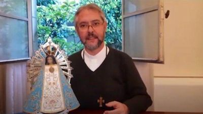 """Fuerte pedido del Arzobispo de Luján a los senadores: """"Les rogamos que no legislen a favor del aborto"""""""