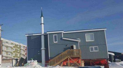 Mezquita de Iqaluit, la más al norte del mundo