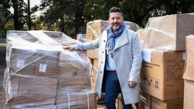 """Menéndez cargó contra """"los miserables"""" que """"siempre"""" apuestan a la división del Peronismo"""