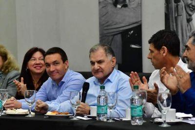 Pereyra se solidarizó con la Unaj y pidió a YPF revertir la venta de los terrenos