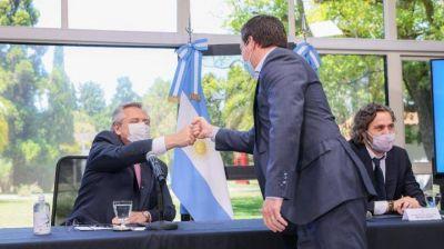 El Gobierno nacional anunció la construcción de 600 nuevas viviendas en Varela