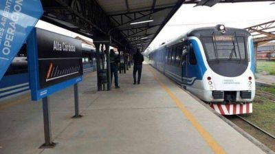 Ferrourbano en Córdoba: Llaryora le pidió a Caserio que interceda ante Nación