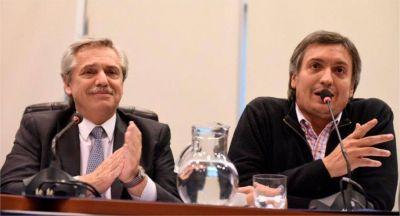 Juan Pablo de Jesús respaldó a Máximo Kirchner para estar al frente del PJ Bonaerense